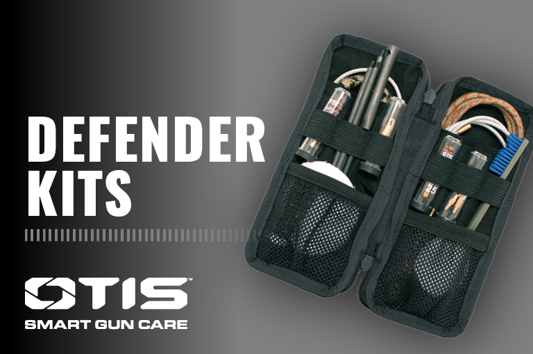 OTIS Defender Gun & Firearm  Cleaning Kits