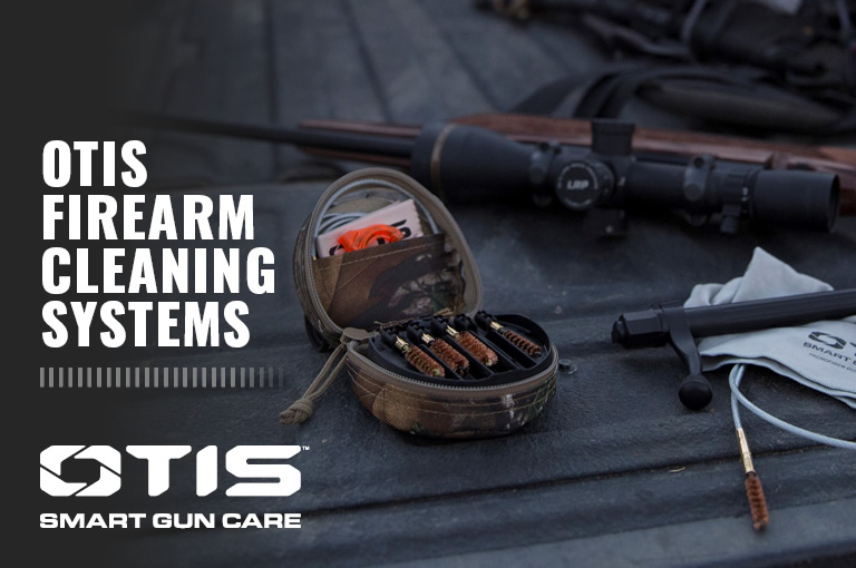 OTIS Firearms Cleaning Kits