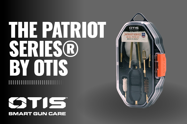 OTIS Patriot Gun & Firearm Cleaning Kits