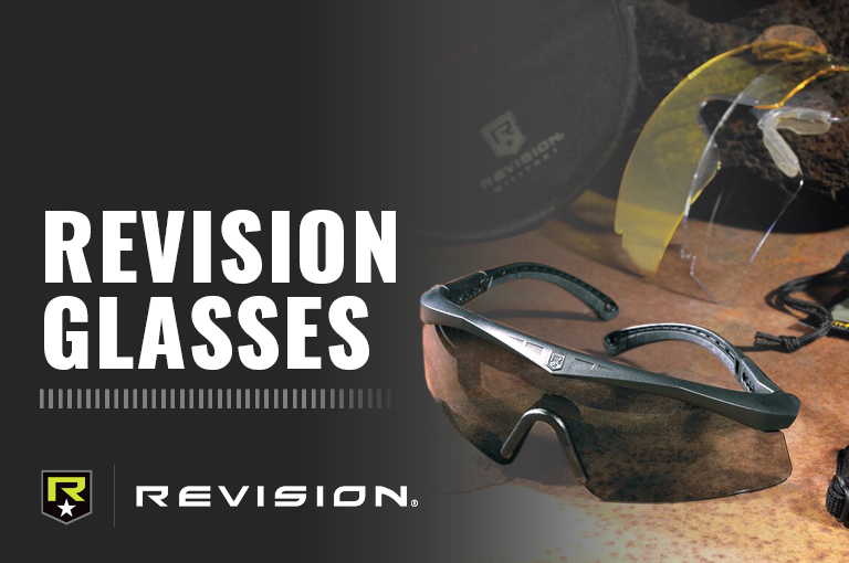 Revision Glasses