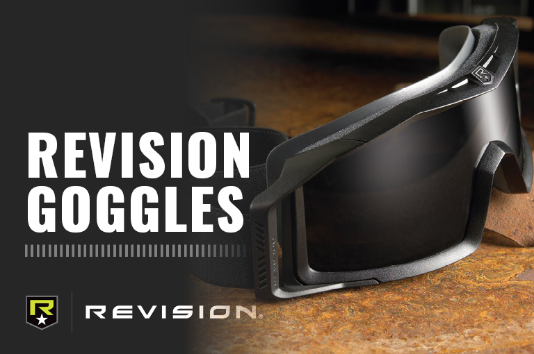 Revision Goggles