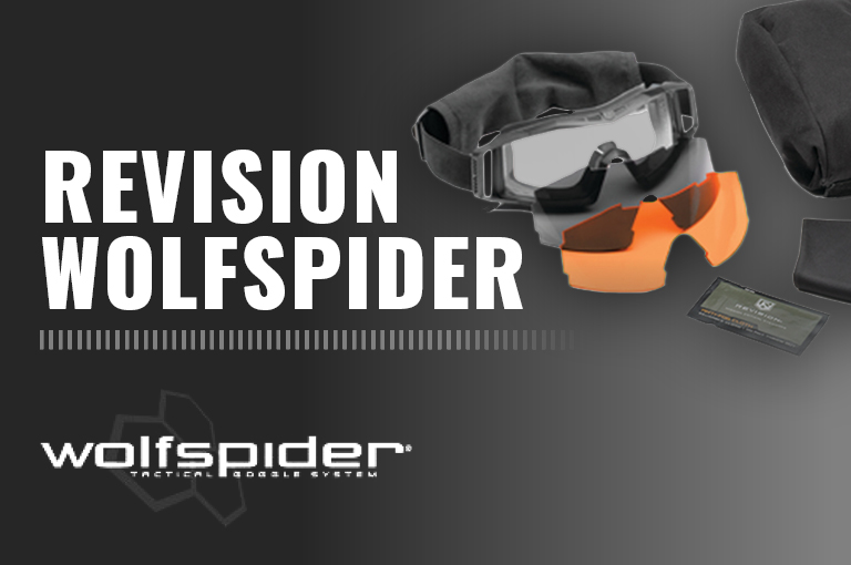 Revision Wolfspider Googles
