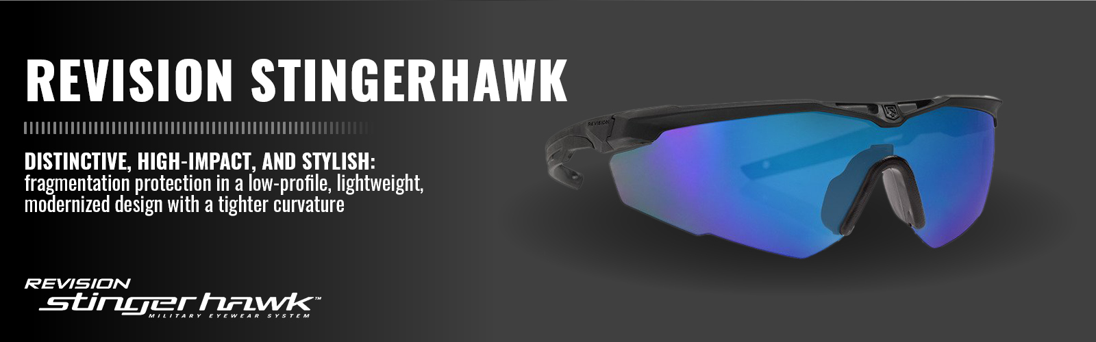Revision Stingerhawk Glasses