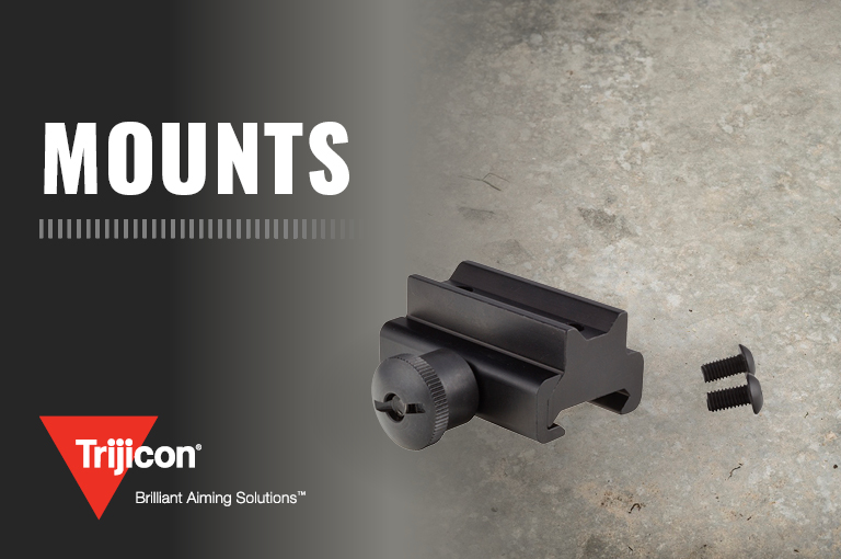 Trijicon ACOG Mounts